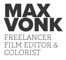 Max Vonk Media Logo